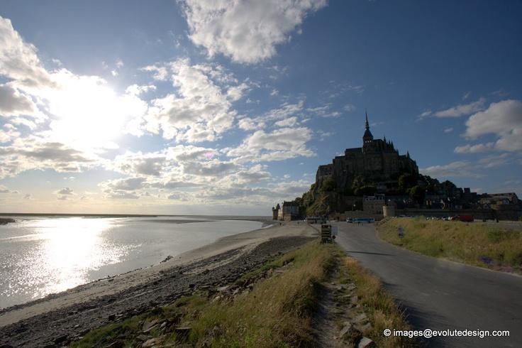 Mont Saint Michel (France)