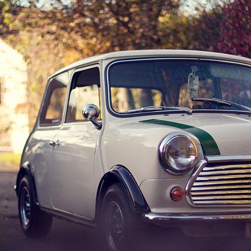 A Classic Mini Cooper In Beautiful Condition Car Porn Of The
