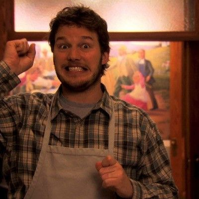 """Andy Dwyer Meets Dinosaurs In """"Jurassic Parks And Recreation"""""""