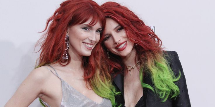 Bella Thorne and Her Sister Took Off Their Clothes