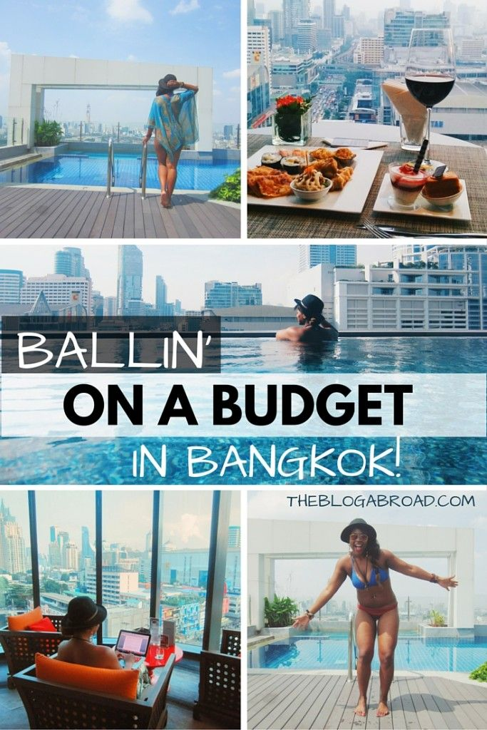 Ballin' on a Budget in Bangkok!