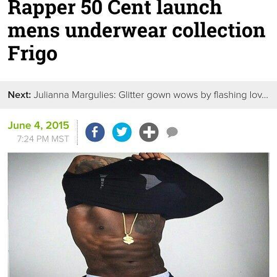 Rapper 50 Cent launch mens underwear collection @Frigo  http://www.examiner.com/article/rapper-50-cent-launch-mens-underwear-collection-frigo via @examinercom  #menswear #mensblog #frigo #complex #hypebeast #streetwear #streetluxe #mensaccessories #50cent #complex #hypebeast #urban #hiphopclothing #mensunderwear #mensfashionblog #mensfashion #menstyle #mensfashionpost #examiner