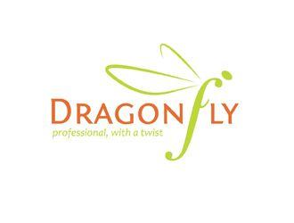 Dragonfly logo design concepts #51