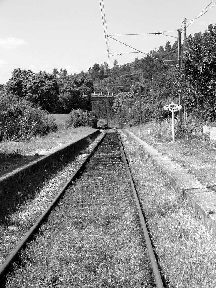 Belver, Alto Alentejo, Linha da Beira Alta, Portugal, Autor: Nelson Gaspar