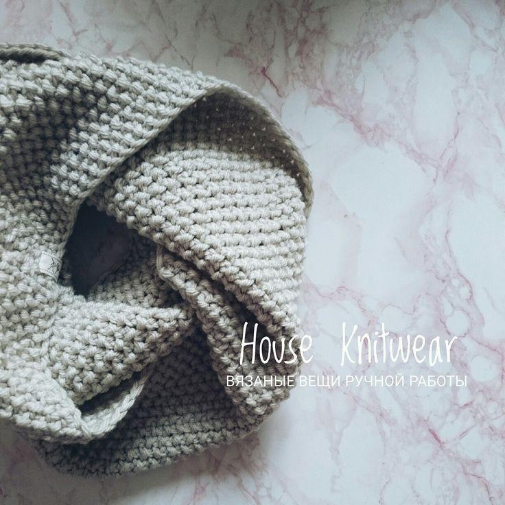 Вязаный снуд Knitwear