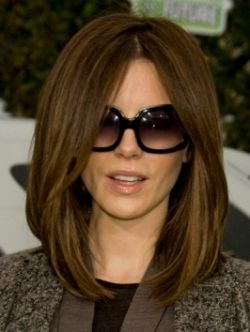 Long Hair Styles , 7 Fabulous Brunette Long Bob Hairstyles : Popular