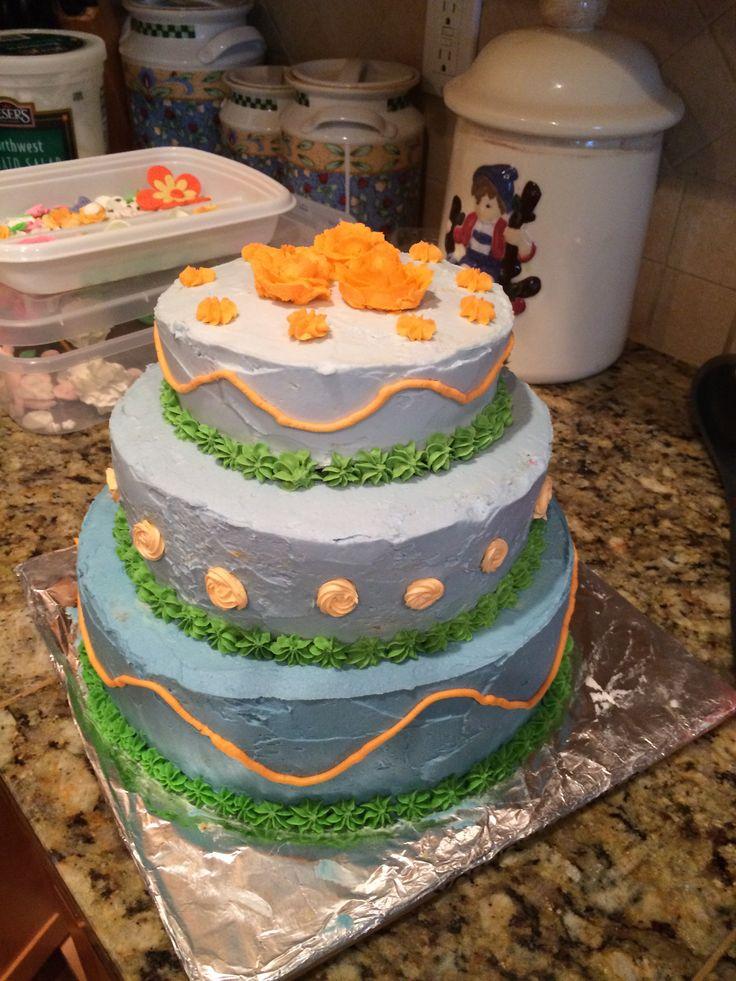 Easy  Up Cake