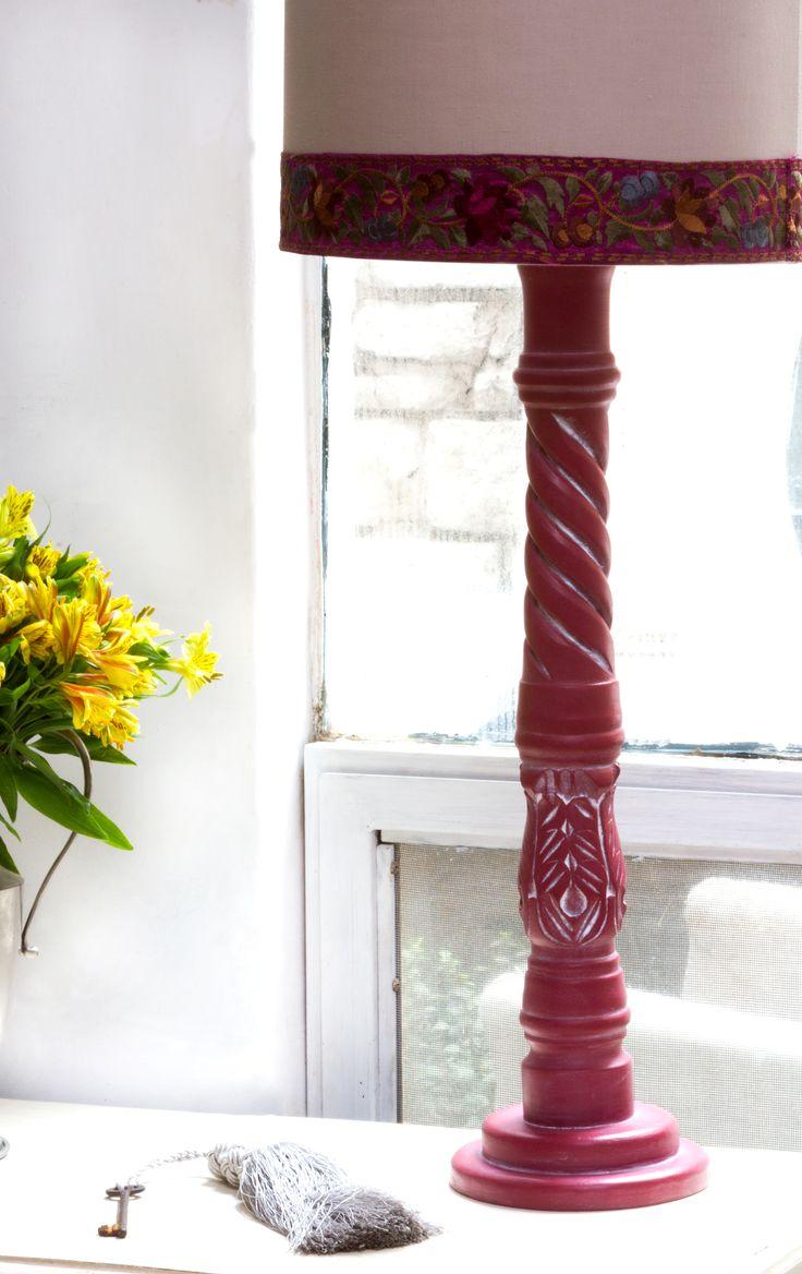 Lámpara restaurada by BERKANA Shop.