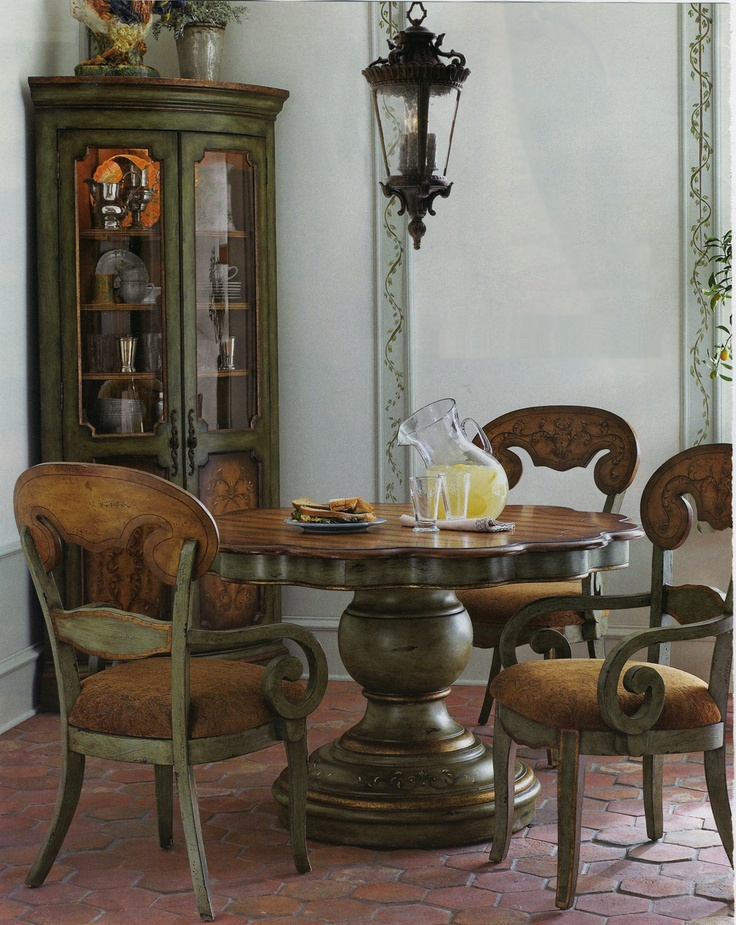 Annie Sloan Chalk Paint Dining Room Table