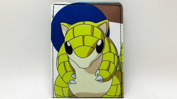 Check out this item in my Etsy shop https://www.etsy.com/listing/246302573/sewn-comic-book-wallet-pokemon-handbook