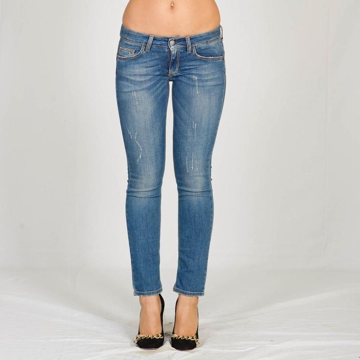 Liu Jo 'bottom up' Jeans !!!