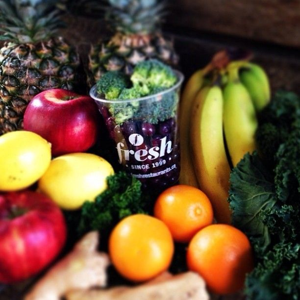 Do you like your smoothie with fruit, veggies, or both?