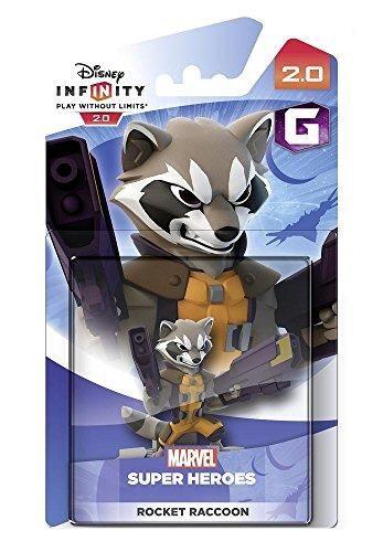 Oferta: 3.5€ Dto: -73%. Comprar Ofertas de Disney Infinity 2.0 - Figura Rocket Raccoon barato. ¡Mira las ofertas!