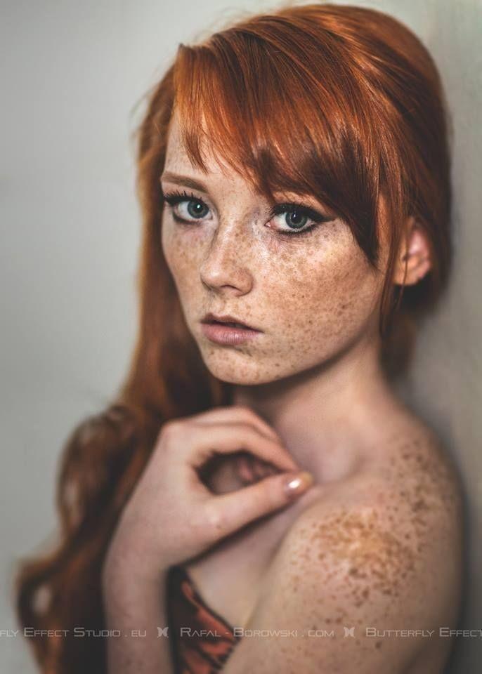 Sommersprossen Sind Schon Schon Sommersprossen Ginger Haare In