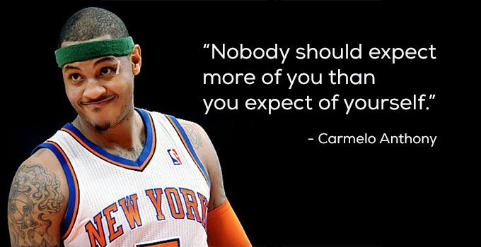 carmelo anthony quotes - photo #7