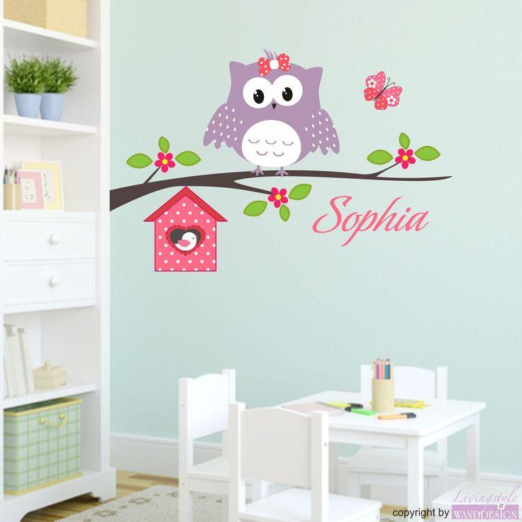 Kinderzimmer baby wände eule  201 besten Schöner wohnen Bilder auf Pinterest | Schöner wohnen ...