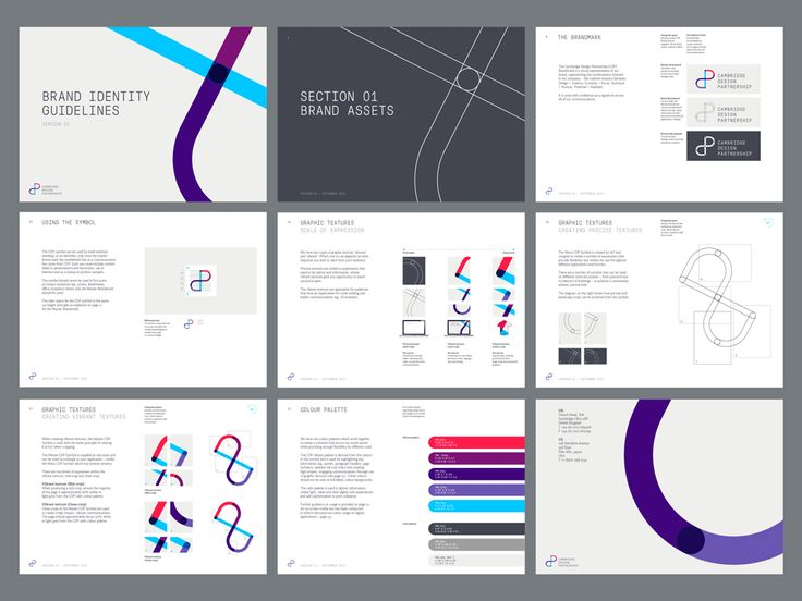 Brand New: New Logo and Identity for Cambridge Design Partnership by Moving Brands