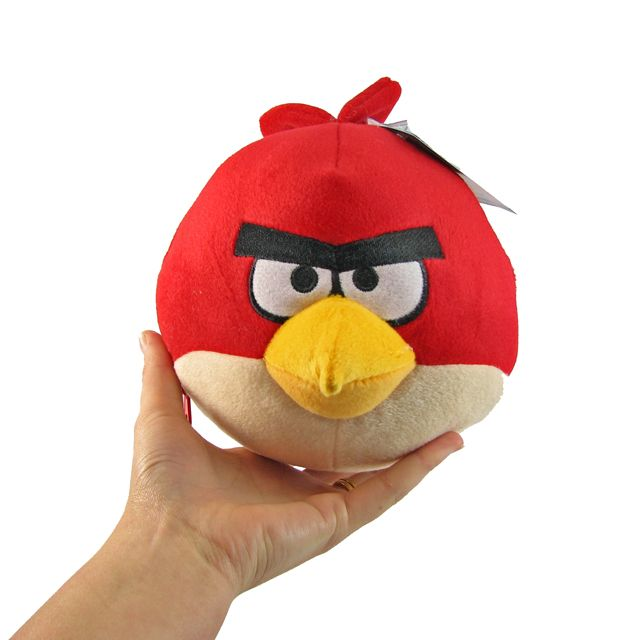Angry Birds Reversibles – Red Bird #angrybirds