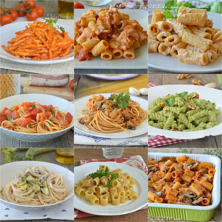 214 best ricette primi piatti freddi images on pinterest for Spaghetti ricette
