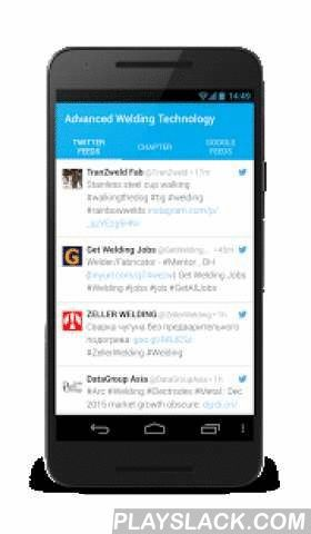 Advanced Welding Technology  Android App - playslack.com ,  This is an awesome and must install App for Technology & Engineering Major and Minor students.Advanced Welding Technology is important subject in Production engineering, Automative engineering, Manufacturing, Mechanical Engineering, metallurgy and more. Welding Technology is a separate degree or specialisation as well. This App is actually a FREE handbook, which covers most of the topics on the subject, Consider this App as a…
