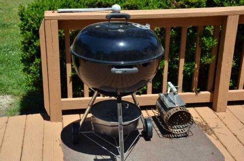 How to turn your Weber Grill into a smoker