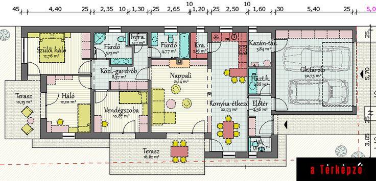 Szerda: Akkor tervezés!Imádom a földszintet!