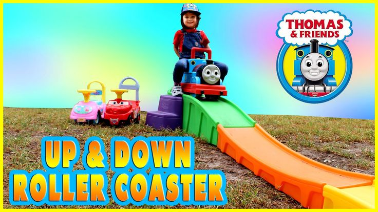 Step2 Roller Coaster THOMAS AND FRIENDS Ride On Toys Ride On Thomas The ...