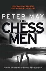 Peter May the chess men Jan 2016