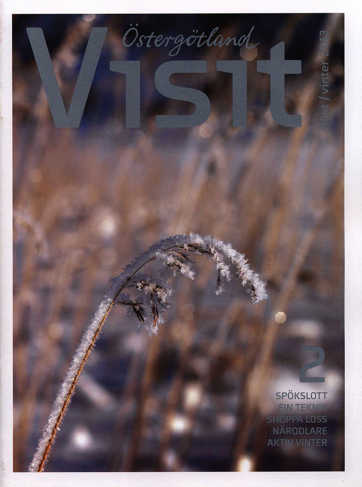 https://flic.kr/p/ETX5qW   Visit Östergötland; höst vinter 2013_1 Sweden   tourism travel brochure   by worldtravellib World Travel library