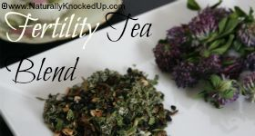 Fertility Tea Blend Recipe