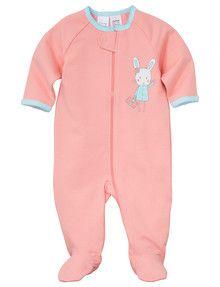 Teeny Weeny Bunny Sleepsuit product photo