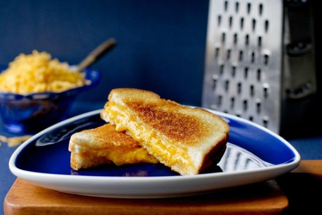 Comfort food, a hearty breakfast or a guilty pleasure. The iconic grilled cheese is not only extremely delicious, but also a very simple dish.  *photo by Rikki Snyder
