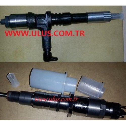Komatsu injector, Fuel Pump,