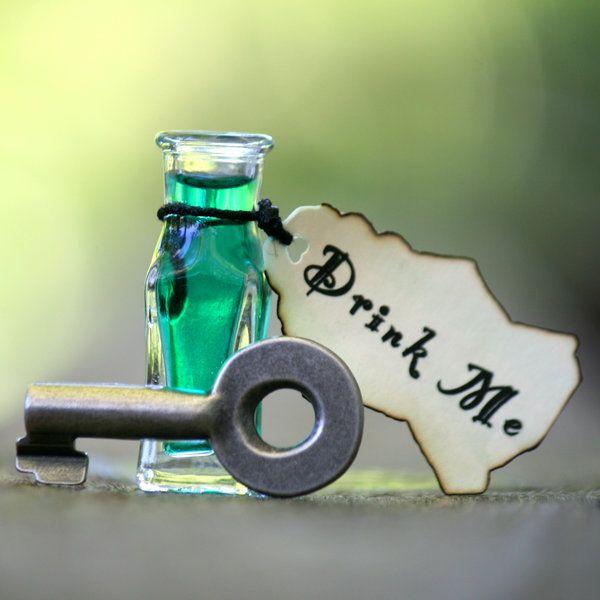 Drink Me - Key by incolor16.deviantart.com on @deviantART
