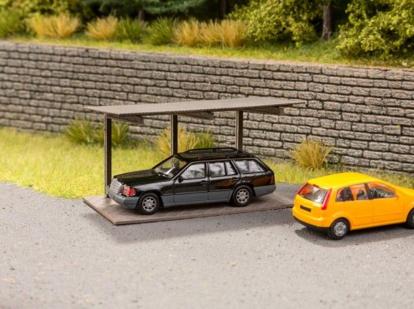 Freitragender Carport In 2020 Carport Auto Gebraucht Minis