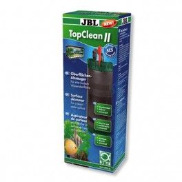 Aspiratore di superficie Top Clean II Jbl