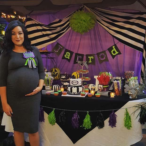 21 Halloween Baby Shower Ideas for Boys and Girls