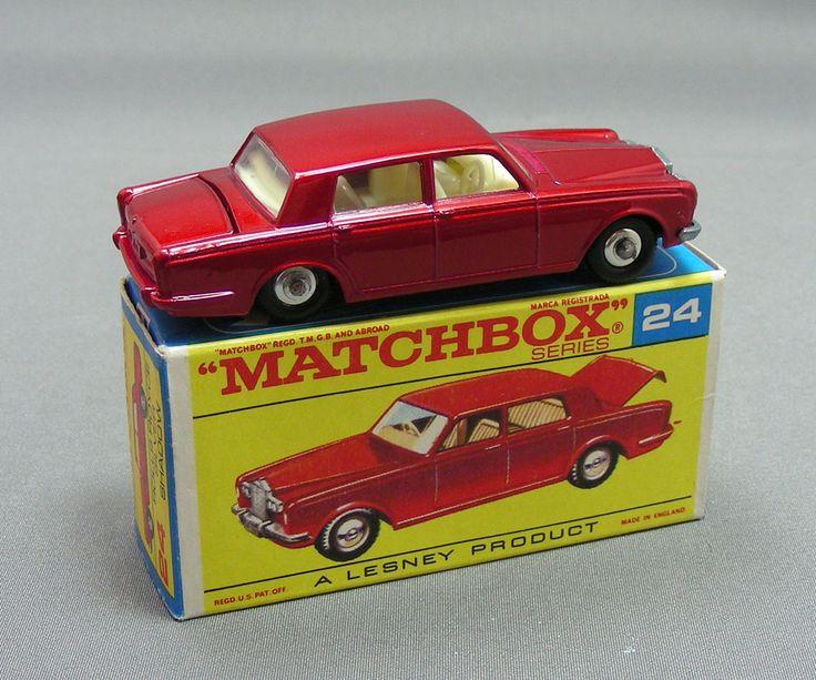 Rolls Royce Silver Shadow. Rolls Royce Silver ShadowMatchbox CarsShadowsClassic  CarsDarknessVintage ...