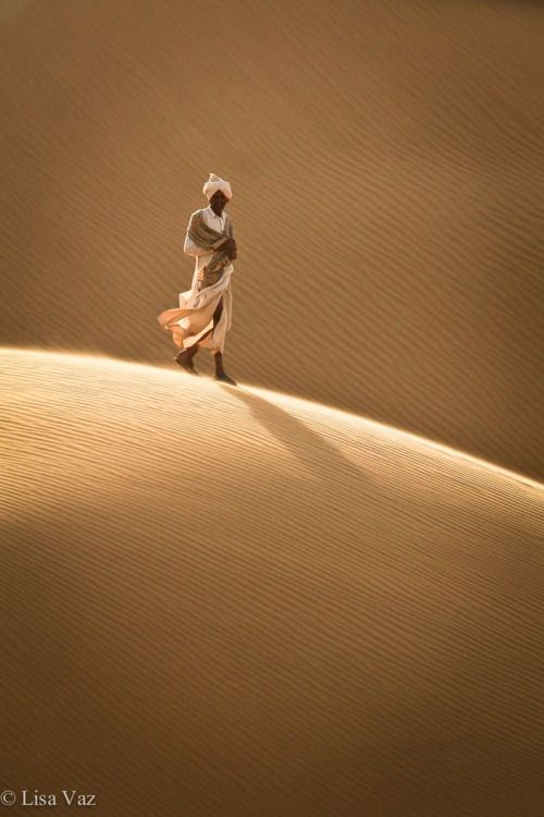 "iseo58: ""Dune walker - Thar desert, India """