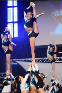 Maddie Gardner's Bow and Arrow
