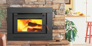 The Regency Contemporary Fireplace line is the perfect complement to today's decorating trends for clean and modern living spaces. #Heating #GasHeating #Regency #HearthHouse