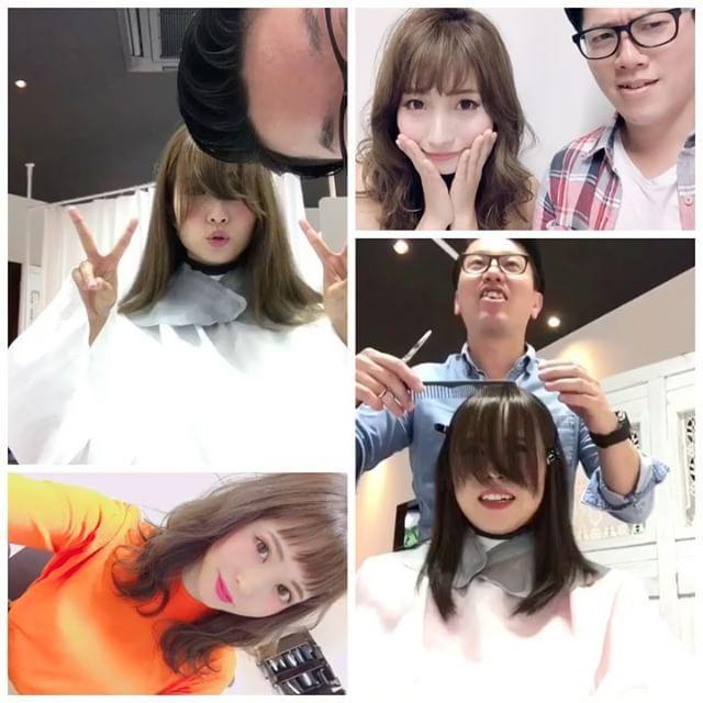 一番大事な部分だからこそ、前髪カットはお任せ下さい🙋🏻♂️… @59misato @rere0616 今日、明日はノゾミとユーナが連休になりご予約が取りにくくなりますがよろしくお願い致します🙇🏻 … #前髪カット #前髪カット動画 #2周年キャンペーンの引き換え期限6月末 #アプリエ #アディクシー #スタッフ募集中 #美容師求人 #浜松可愛い #oggiotto #oggiotto浜松 #COTA #浜松 #静岡 #浜松市 #浜松市中区 #浜松市美容室 #浜松市美容室CIEN #CIEN #CIENbyarhair #ヘアスタイル #カット #パーマ #ヘアカラー #一眼レフ #スタイリング #ヘアカタ #サロモ #撮影#hair #japan