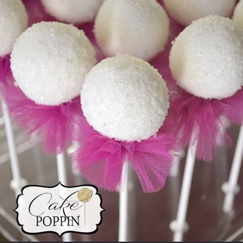 #tbt Tutu cake pops I have been getting a ton of messages lately asking how I did my #tutu cake pops from last year... It is soooooo much easier than it looks so I put together a tutorial for you and it's coming up shortly. Stay tuned!
