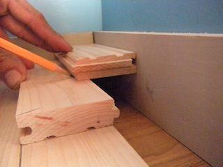 hardwood floor fast and efficient way to install wooden floors