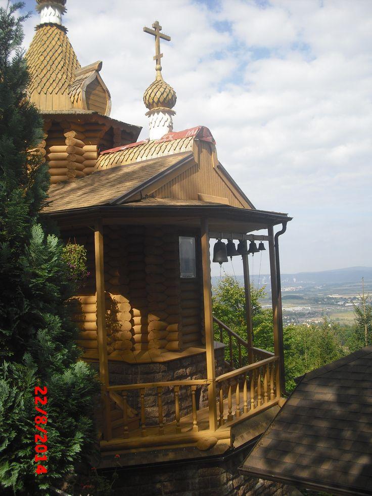Karlovy Vary, monastyr