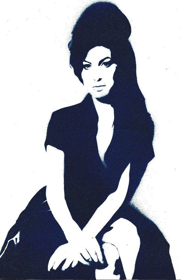Amy Winehouse 1 layer Cut not that good quality..>.<
