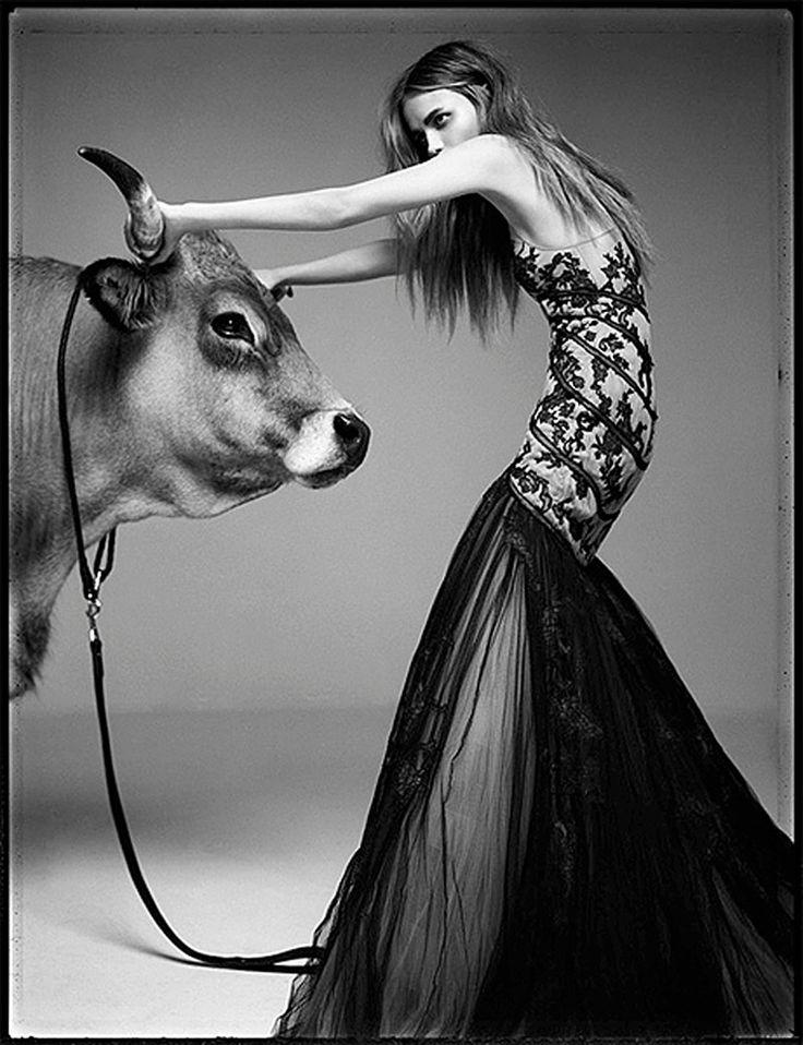 Patrick Demarchelier, Vogue Paris