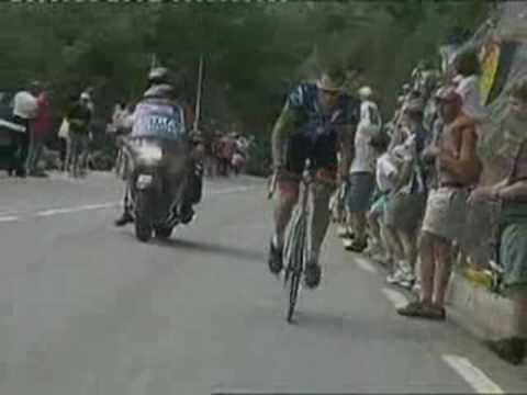 armstrong the galibier 2001