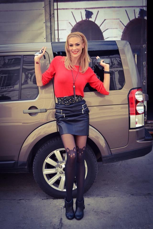 Roxana Ciuhulescu 1M92  Tall Girl  Pinterest-2990
