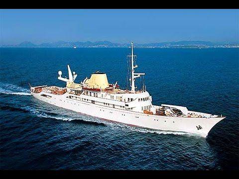 Christina O - Aristotle Onassis's Mega Yacht Review 1080p
